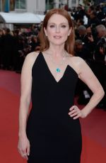 JULIANNE MOORE at Yomeddine Premiere at Cannes Film Festival