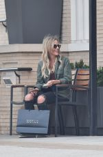 JULIE BENZ Shopping at Barneys New York in Beverly Hills 05/24/2018