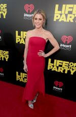 JULIE BOWEN at Life of the Party Premiere in Auburn 04/30/2018