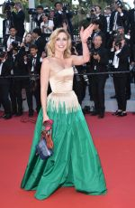JULIE GAYET at Ash is Purest White Premiere at Cannes Film Festival 05/11/2018