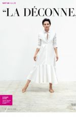 JULIETTE BINOCHE in Vanity Fair Magazine, France June 2018