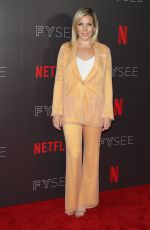 JUNE DIANE RAPHAEL at Netflix Fysee Comediennes in Conversation in Los Angeles 05/29/2018