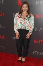 JUSTINA MACHADO at Netflix Fysee Comediennes in Conversation in Los Angeles 05/29/2018