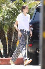 KAIA GERBER at a Gas Station in Malibu 05/16/2018