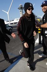 KAIA GERBER at LAX Airport in Los Angeles 05/23/2018