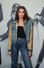 KAIA GERBER at Levi's 501 Day Celebration Party in Los Angeles 05/16/2018