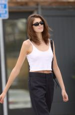 KAIA GERBER Out and About in Malibu 05/22/2018