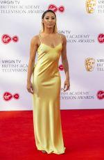 KAREN CLIFTON at Bafta TV Awards in London 05/13/2018