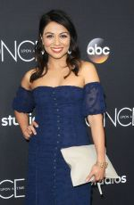 KAREN DAVID at Once Upon A Time Finale Event in Los Angeles 05/08/2018