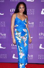 KAREN OLIVO at Monte Cristo Awards in New York 04/30/2018