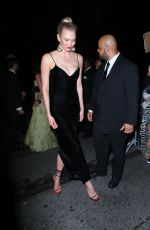 KARLIE KLOSS at MET Gala After-party in New York 05/07/2018