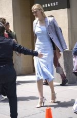 KARLIE KLOSS Out and About in New York 05/09/2018