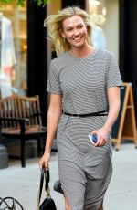 KARLIE KLOSS Out and About in New York 05/25/2018
