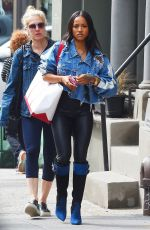 KARRUECHE TRAN Out and About in New York 05/17/2018