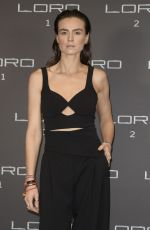KASIA SMUTNIK at Loro 2 Photocall in Rome 05/02/2018