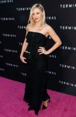 KATARINA CAS at Terminal Premiere in Los Angeles 05/08/2018