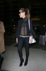 KATE BECKINSALE at Los Angeles International Airport 05/13/2018
