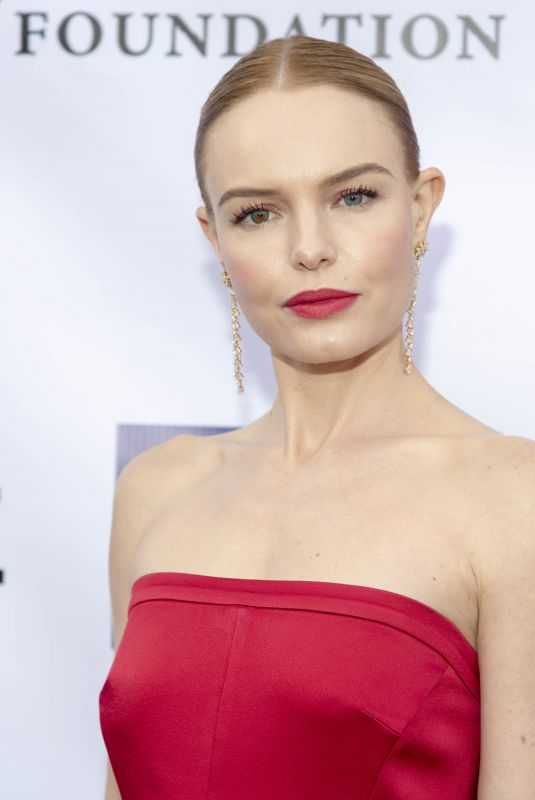 KATE BOSWORTH at 20th Annual From Slavery to Freedom Gala in Los Angeles 05/10/2018