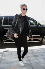 KATE UPTON at LAX Airport in Los Angeles 05/17/2018