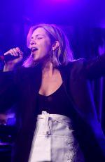 KATHARINE MCPHEE at Waitress Cast Perform at Green Room 42 in New York 05/13/2018