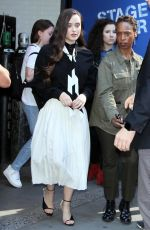 KATHERINE LANGFORD at Good Morning America in New York 05/24/2018