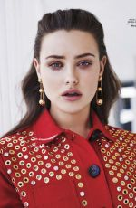 KATHERINE LANGFORD in Glamour Magazine, Mexico June 2018