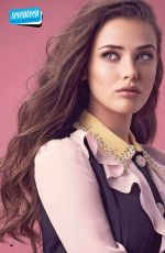 KATHERINE LANGFORD in Seventeen Magazine, Mexico May 2018