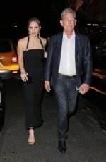KATHERINE MCPHEE and David Foster Night Out in New York 05/08/2018