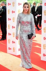 KATHERINE RYAN at Bafta TV Awards in London 05/13/2018