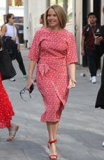 KATIE COURIC Leaves Good Day New York in New York 05/03/2018