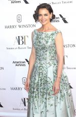 KATIE HOLMES at American Ballet Theatre Spring Gala in New York 05/21/2018