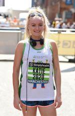 KATIE MCGLYNN at Simplyhealth Great Manchester 10K Run 05/20/2018