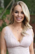 KATIE PIPER at Chelsea Flower Show in London 05/21/2018