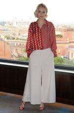 KATSIARYNA SHULHA at Hotel Gagarin Photocall in Rome 05/22/2018
