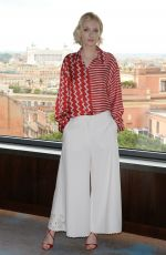 KATSIARYNA SHULHA at Hotel Gagarin Photocall in Rome 05/22/2018