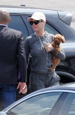 KATY PERRY Arrives at a Studio in Los Angeles 05/20/2018