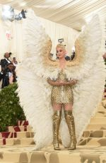 KATY PERRY at MET Gala 2018 in New York 05/07/2018