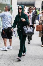 KATY PERRY Out and About in New York 05/07/2018