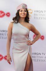 KATYA JONES at Bafta TV Awards in London 05/13/2018
