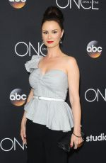 KEEGAN TRACY at Once Upon A Time Finale Event in Los Angeles 05/08/2018