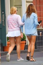 KELLY and THADEUS ANN BENSIMON out in NEw York 05/30/2018