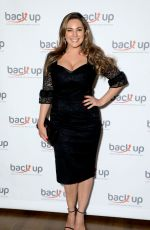 KELLY BROOK at Back Up Black Tie and Diamonds Fundraising Gala in London 05/03/2018