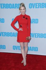 KELLY JAKLE at Overboard Premiere in Los Angeles 04/30/2018