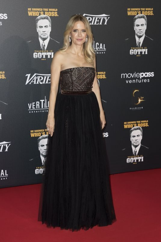 KELLY PRESTON at Gotti Premiere Afterparty in Cannes 05/15/2018