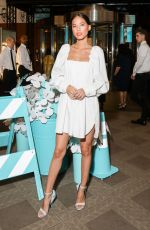 KELSEY CHOW at Tiffany & Co. Jewelry Collection Launch in New York 05/03/2018