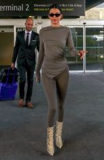 KENDALL JENNER Arrives at Airport in Nice 05/10/2018
