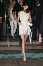KENDALL JENNER at a Tiffany & Co Event in New York 05/03/2018