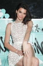 KENDALL JENNER at Tiffany & Co. Jewelry Collection Launch in New York 05/03/2018