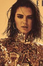 KENDALL JENNER in Elle Magazine, June 2018 Issue