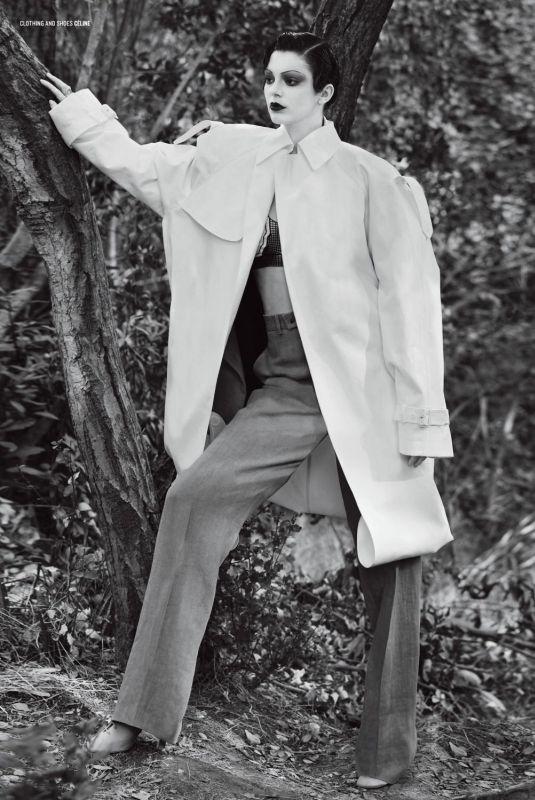KENDALL JENNER in V Magazine, Spring 2018